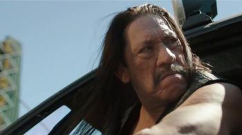 Miller Lite TV Spot, 'La Grúa' Con Danny Trejo [Spanish] - 95 commercial airings