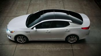 Kia Optima LX TV Spot; 'Redesigned' - 476 commercial airings