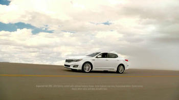 Kia Optima LX TV Spot; 'Redesigned' - Thumbnail 2