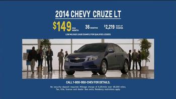 2014 Chevrolet Cruze LT TV Spot, 'Crazy' - Thumbnail 8