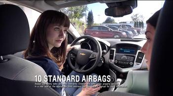 2014 Chevrolet Cruze LT TV Spot, 'Crazy' - Thumbnail 3