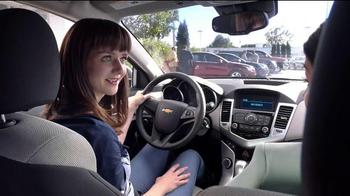 2014 Chevrolet Cruze LT TV Spot, 'Crazy' - Thumbnail 5