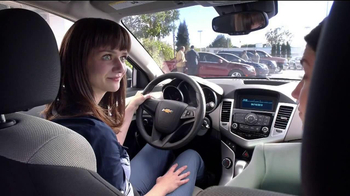 2014 Chevrolet Cruze LT TV Spot, 'Crazy' - Thumbnail 6
