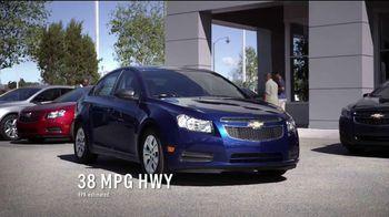 2014 Chevrolet Cruze LT TV Spot, 'Crazy' - 789 commercial airings