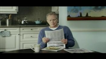 National Council on Aging TV Spot, 'Flu + You Mission' Feat. Lee Majors