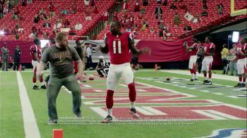 VISA TV Spot, 'Dance' Featuring Julio Jones