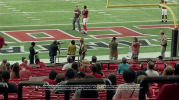 VISA TV Spot, 'Dance' Featuring Julio Jones - Thumbnail 10