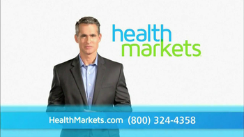 HealthMarkets Insurance Agency TV Spot