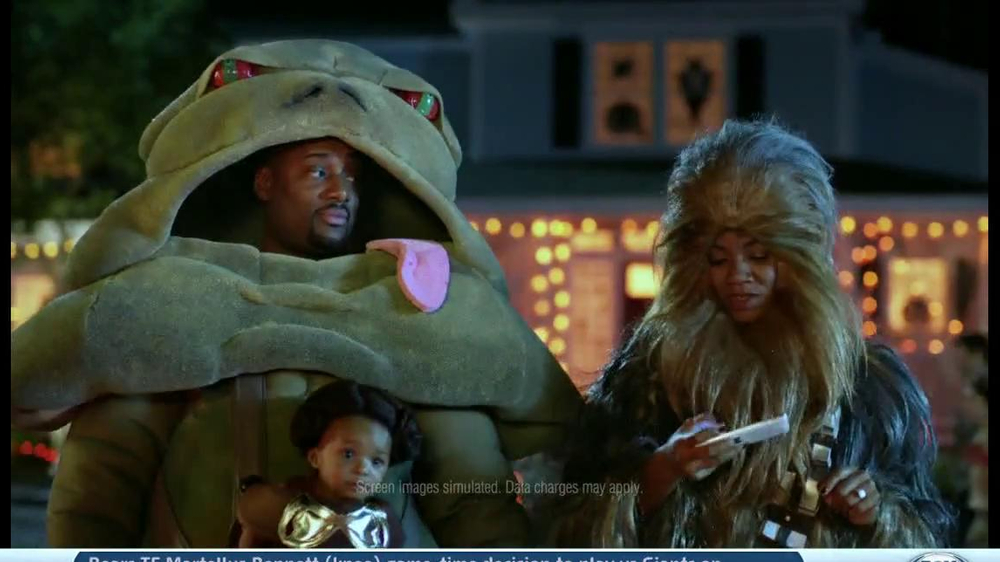 Verizon TV Commercial, 'Star Wars Halloween'
