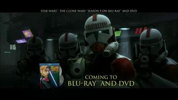 Star Wars: The Clone Wars Season 5 Blu-ray and DVD TV Spot