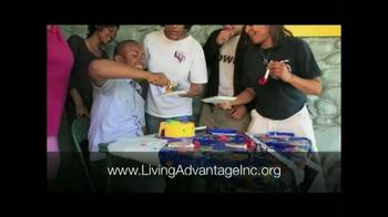Living Advantage TV Spot - Thumbnail 4