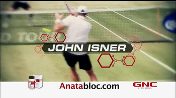 Anatabloc TV Spot, Feat. John Isner, Fred Couples - Thumbnail 3