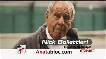 Anatabloc TV Spot, Feat. John Isner, Fred Couples - Thumbnail 5