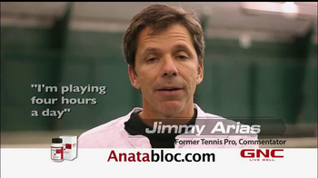 Anatabloc TV Spot, Feat. John Isner, Fred Couples - Thumbnail 7