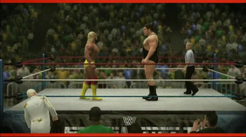 WWE 2K14 TV Spot, 'Wrestlemania' - Thumbnail 2