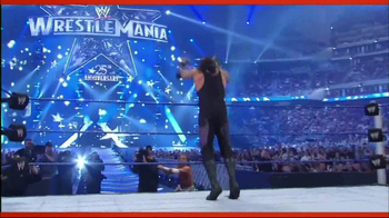 WWE 2K14 TV Spot, 'Wrestlemania' - Thumbnail 4