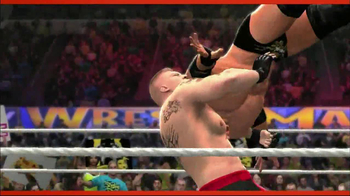 WWE 2K14 TV Spot, 'Wrestlemania' - Thumbnail 6
