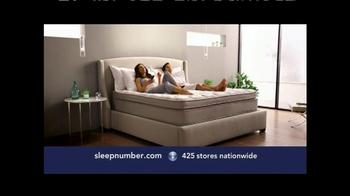 Sleep Number TV Spot, 'Remote: Sleep Number Setting' - Thumbnail 7