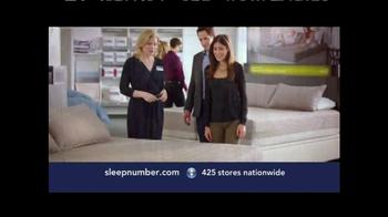 Sleep Number TV Spot, 'Remote: Sleep Number Setting' - Thumbnail 8