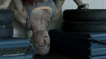 Progenex TV Spot, 'Sam Briggs: Handstand Push-Up'