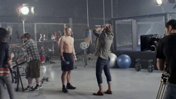 NOS Active TV Spot, 'Space' Featuring Georges St-Pierre - Thumbnail 2