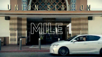 2013 Lexus CT TV Spot, '42 Miles' - 259 commercial airings