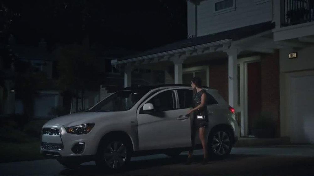 2014 Mitsubishi Outlander Sport TV Commercial, 'New Beauty ...