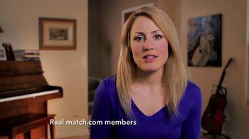 Match.com TV Spot, 'Go Go Go'