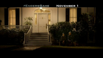 Ender's Game - Alternate Trailer 4