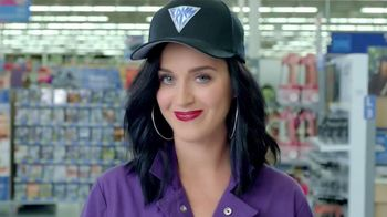 Walmart TV Spot, 'Hi Girls' Featuring Katy Perry