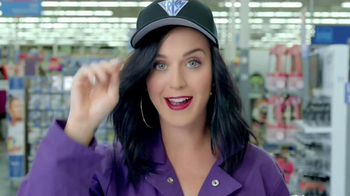 Walmart TV Spot, 'Hi Girls' Featuring Katy Perry - Thumbnail 6