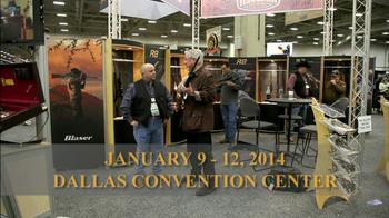 Dallas Safari Club Generations Convention & Sporting Expo TV Spot, 'Big' - Thumbnail 9