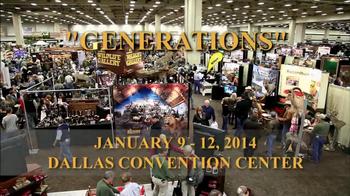 Dallas Safari Club Generations Convention & Sporting Expo TV Spot, 'Big' - Thumbnail 2