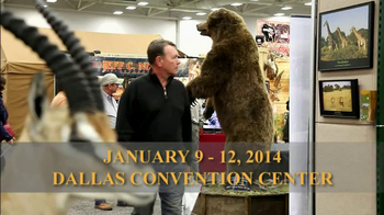 Dallas Safari Club Generations Convention & Sporting Expo TV Spot, 'Big' - Thumbnail 4