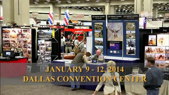 Dallas Safari Club Generations Convention & Sporting Expo TV Spot, 'Big' - Thumbnail 5