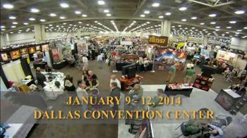 Dallas Safari Club Generations Convention & Sporting Expo TV Spot, 'Big' - Thumbnail 6
