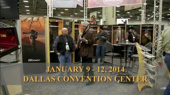 Dallas Safari Club Generations Convention & Sporting Expo TV Spot, 'Big' - Thumbnail 8