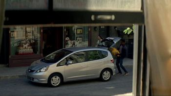 Honda Fit TV Spot, 'Jason's Fit' - 67 commercial airings