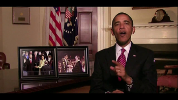 Boost Up TV Spot Featuring Barack Obama - 19 commercial airings