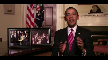 Boost Up TV Spot Featuring Barack Obama - Thumbnail 4