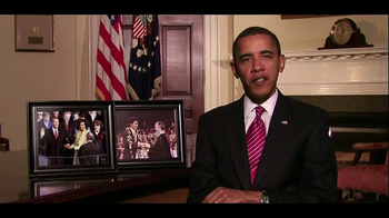 Boost Up TV Spot Featuring Barack Obama - Thumbnail 5