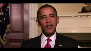 Boost Up TV Spot Featuring Barack Obama - Thumbnail 6