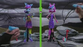Monster High Color Me Creepy Chamber TV Spot