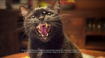 Monopoly TV Spot, 'Cat Piece' - Thumbnail 3