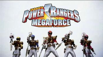 Power Rangers Megaforce Battle Fire Megazord TV Spot - Thumbnail 1