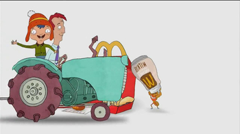 McDonald's Happy Meal TV Spot, 'Monster High' - Thumbnail 6