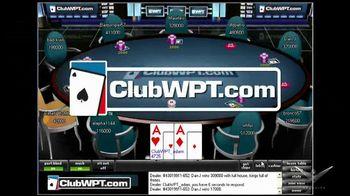 ClubWPT TV Spot Featuring Leron Washington