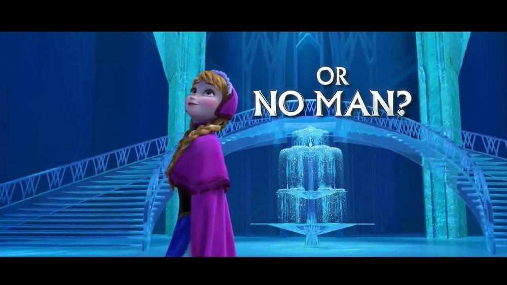Frozen TV Movie Trailer