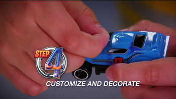 Hot Wheels Car Maker TV Spot, 'Chores'