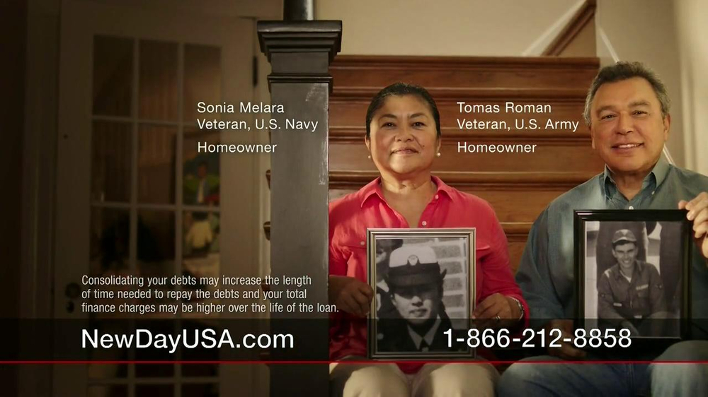 showing 1st image of New Day Usa Tatiana New Day USA TV Commercial, 'That's Me' - iSpot.tv